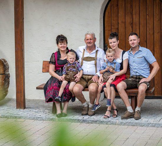 Famiglia Rabensteiner
