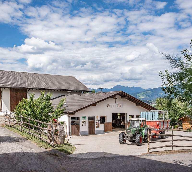 Vacanza in agriturismo Alto Adige