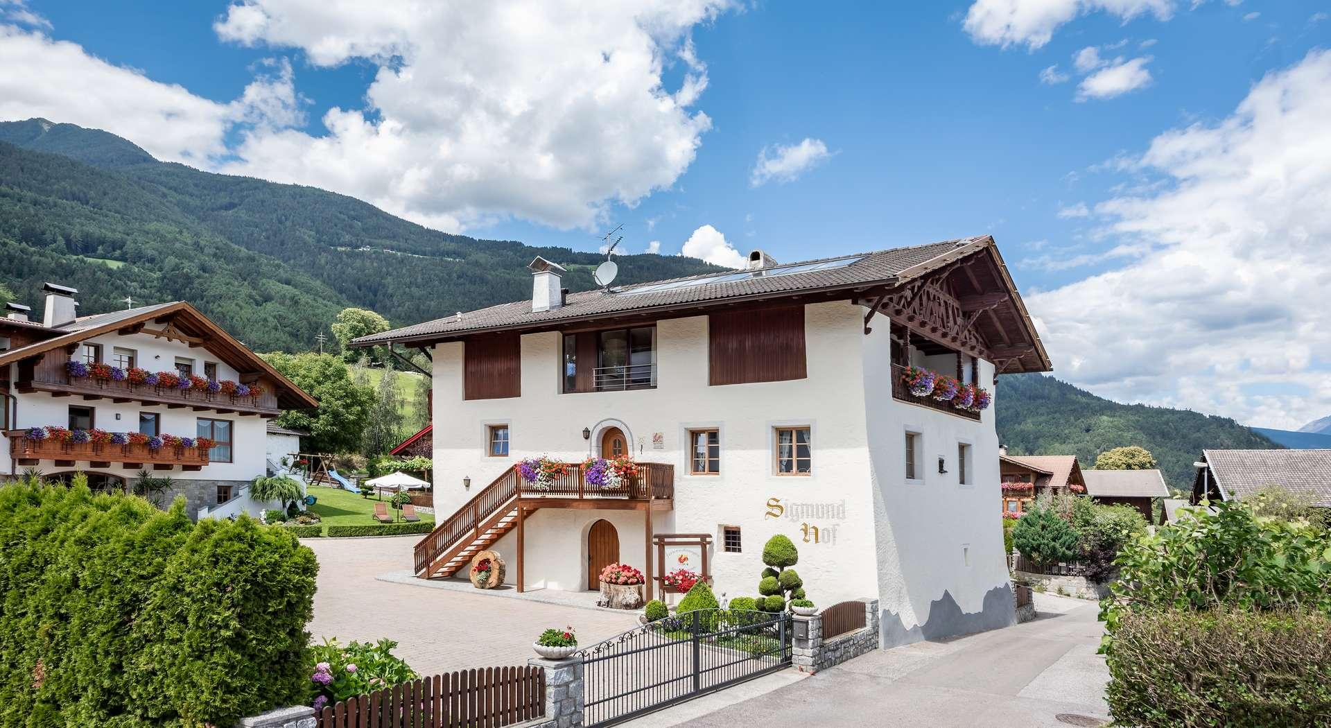 Bauernhofurlaub Brixen
