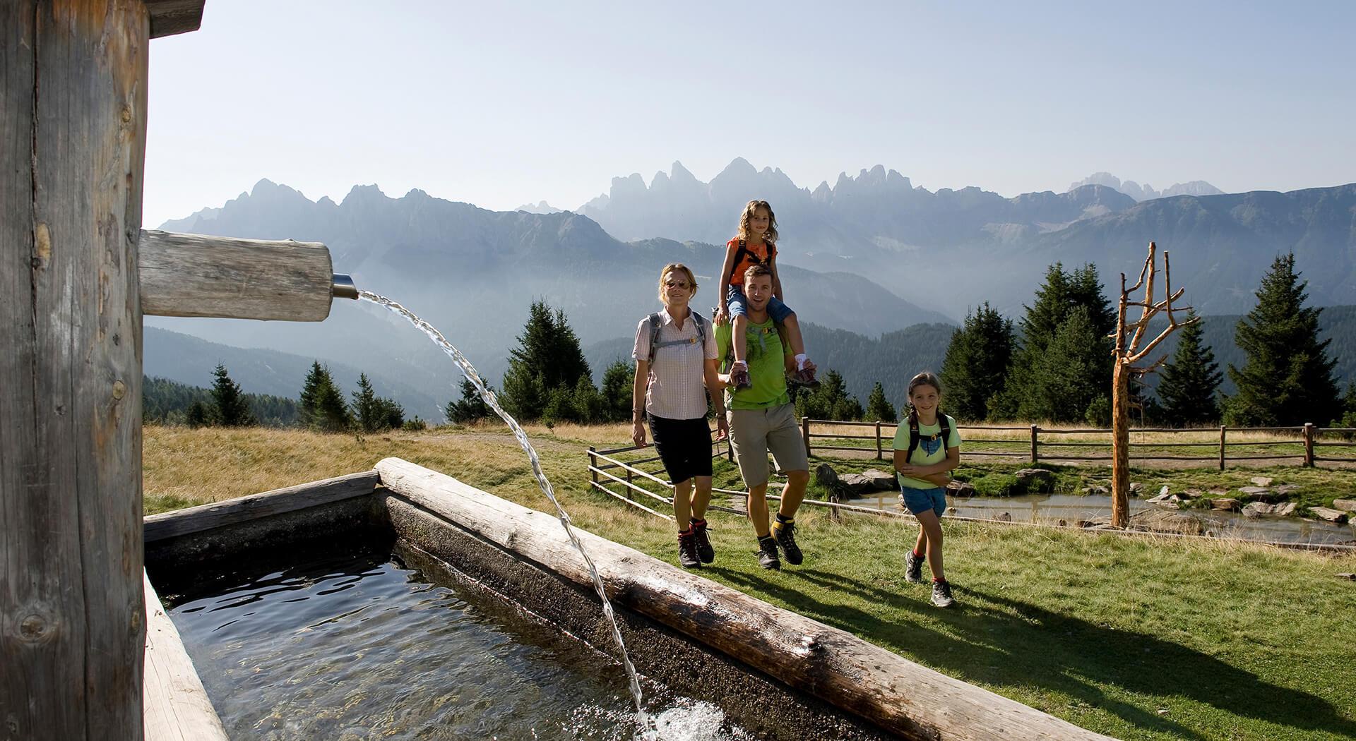 Wanderurlaub-Brixen